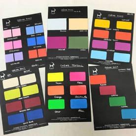 革材料カラー表
